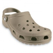Crocs Brown Men Clogs