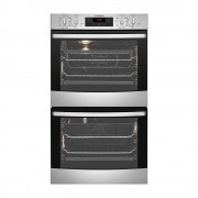 Westinghouse WVE636S Stainless Steel Multifunction Double Oven