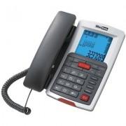 MAXCOM Telefon KXT 709 Grafitowo-srebrny