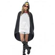 Smiffys Party regenponcho pinguin