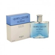 Molyneux Quartz Silver Eau De Toilette Spray 3.4 oz / 100.55 mL Men's Fragrance 482679