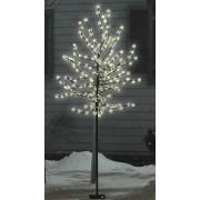 Virágzó cseresznyefa, 2m magas, 320db fehér LED izzó, CBT 320