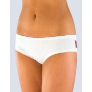 GINA Francouzské kalhotky 14991-MxB bílá 34-36