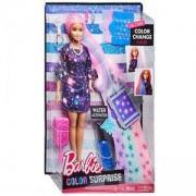 Кукла Барби - Игрален комплект за оцветяване на коса, Barbie, 1710052