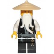njo495 Minifigurina LEGO Ninjago-Sensei Wu njo495
