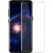 Royal Mobiles Tempered Glass Guard for Samsung Galaxy S8 (Transparent)