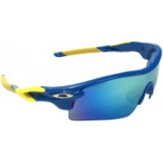 Eye Jewels Sports Sunglasses(Multicolor)