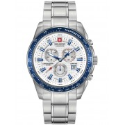 Ceas barbatesc Swiss Military Hanowa 06-5225.04.001.03 Crusader Chrono 43mm 10ATM