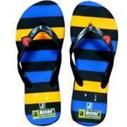Atithi Girls Slipper Flip Flop(Blue)