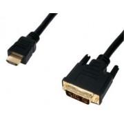 Cablu HDMI la DVI 1.8m