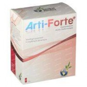 Global Medics Arti-Forte+ Glucosamine/Chondroïtine Collageen MSM 120 tabletten