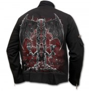 veste pour hommes SPIRAL - Demon Tribe - DO60M652