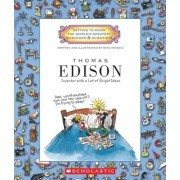 Thomas Edison: Inventor with a Lot of Bright Ideas, Paperback