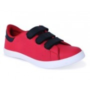 Rsole Trice Red Sneaker Sneakers For Men(Red)