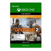Microsoft tom clancys the division2gold xbox one