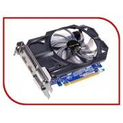Видеокарта GigaByte GeForce GTX 750 Ti 1020Mhz PCI-E 3.0 2048Mb 5400Mhz 128 bit 2xDVI 2xHDMI HDCP GV-N75TD5-2GI