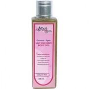 Mirah Belle Naturals Geranium - Argan facial Massage Oil (100 ml)