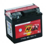 Banner YTX5L-BS 12V 4Ah AGM motorkerékpár akkumulátor (+AJÁNDÉK!)