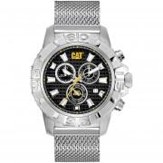 CAT WATCHES Men's CA14301121 Alaska Analog Display Quartz Silver Watch