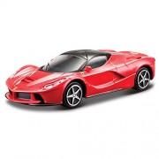 Bburago 1/43 Ferrari La Ferrari (Red)
