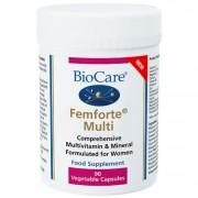 BioCare FemForte Multi 90 kapslar