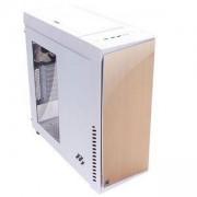 Кутия за настолен компютър Zalman R1 Бял, ZM-R1white_VZ