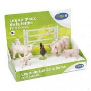 Set Figurine - Papo animale ferma oi si porci