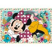 Puzzle Ravensburger - Minnie, 2x12 piese (07619)