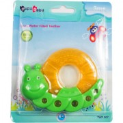 Ole Baby BPA Free Snail Shape Teether for New Born and InfantTeething Toys Best Baby Teether BPA Free Water Filled Teether for Babies