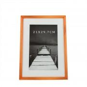 Rama foto Procart Alvin Lemn 21x29.7cm Portocaliu