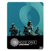 Video Delta Rogue one - A star wars story - Blu-Ray 3D Steelbook