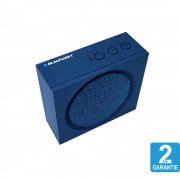 Boxa portabila Blaupunkt BT03BL Bluetooth, 3W, autonomie 7 ore, FM, slot microSD card, cablu incarcare microUSB USB, cablu conectare Jack 3.5 mm, albastru