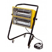 Elektrische infrarood heater HALL3000 3.0kW