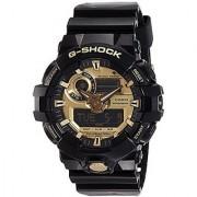 Casio G-shock Analog-Digital Gold Dial Mens Watch-GA-710GB-1ADR (G740)