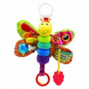Lamaze Play And Grow Freddie The Firefly Butterfly Attach To Stroller/Bed