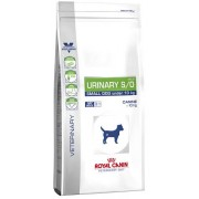 ROYAL CANIN ITALIA SpA Royal Canin Veterinary Diet Canine urinaria tan pequeno perro seco 1,5kg