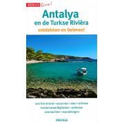 Reisgids Merian live Antalya en de Turkse Riviera | Deltas