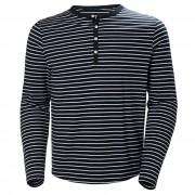 Helly Hansen hombres Fjord Henley camiseta de manga largas Azul marino XXL