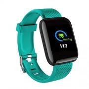 Anonyme Reloj inteligente con Bluetooth, frecuencia cardíaca, presión arterial Una talla KTokZcDJ-PEL_08689UIM-0416-HY