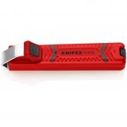 Нож за оголване на кабели Knipex, 130мм