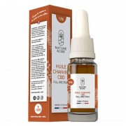 Nature & cbd Huile de chanvre CBD 10% Full spectrum - 30ml
