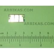 Ресет чип, 2,5k, Black., MC160