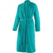 JOOP! Peignoirs de bain Femmes Kimono Turquoise Taille 32/34, Longueur 115 cm 1 Stk.