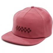 WM OVERTIME HAT DRY ROSE dama