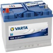 Akumulator za automobil Varta Blue Dynamic 70 Ah ASIA L+
