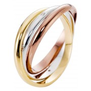 bpc bonprix collection Smycken: Dam Ring Murnia i guld - bpc collection