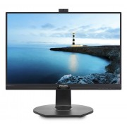"Monitor IPS, Philips 23.8"", 241B7QPJKEB/00, 5ms, 20Mln:1, HDMI/DP, Speakers, FullHD"