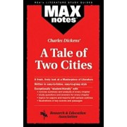 Tale of Two Cities, a (Maxnotes Literature Guides), Paperback/Jeffrey Karnicky