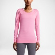 Nike Seamless Dri-FIT Knit Epic Crew Women's Training Shirt