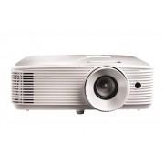 Optoma EH335 Videoproiettore 3600Ansi Lumen Dlp Full Hd 1920x1080 Pixel Compatibilita' 3D Bianco